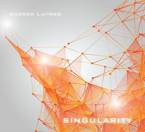 Andrew Laitres – Singularity CD formāts 1