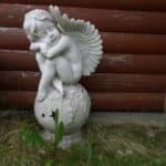 Eņģēlītis Garliavā.