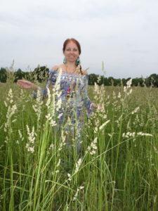 """Viena no neskaitāmajām """"vislabākajām""""iespējam -iegrimt pļavā, kas atrodas 5 sekunžu attālumā no mājas."""