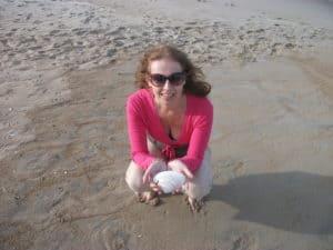Atlantijas okeāns. Plum island, USA. Baiba 2013.gada sept.
