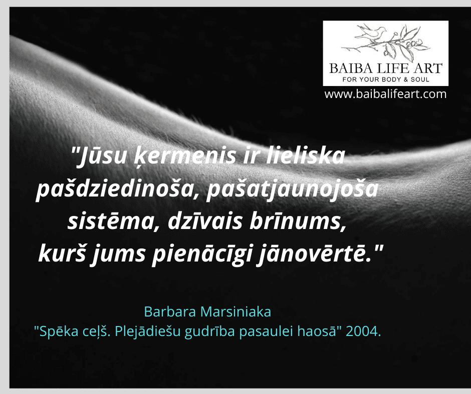 Barbara Marsiniaka Spēka ceļš. Plejādiešu gudrība pasaulei haosā 2004.